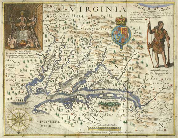 a historical look at the english difficulties in establishing a colony in virginia The colonial period founder of the colony of virginia and pennsylvania - originally belonged to proprietors, members of the english gentry or nobility.