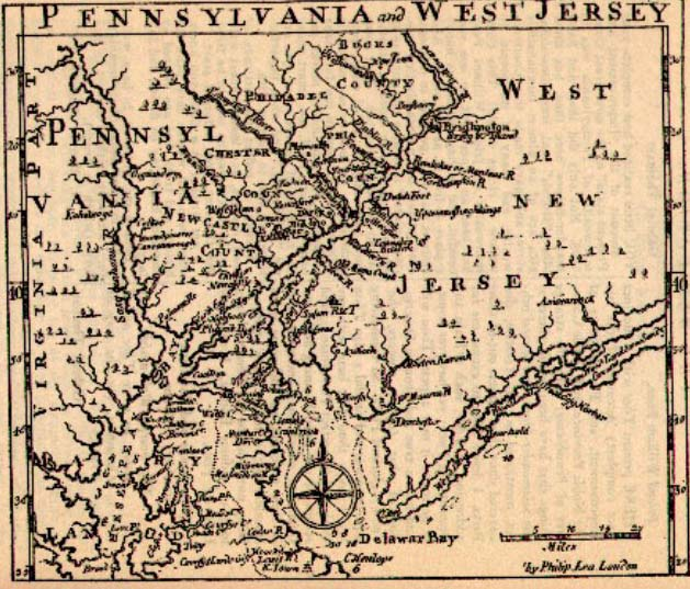 169039s Pennsylvania Maps