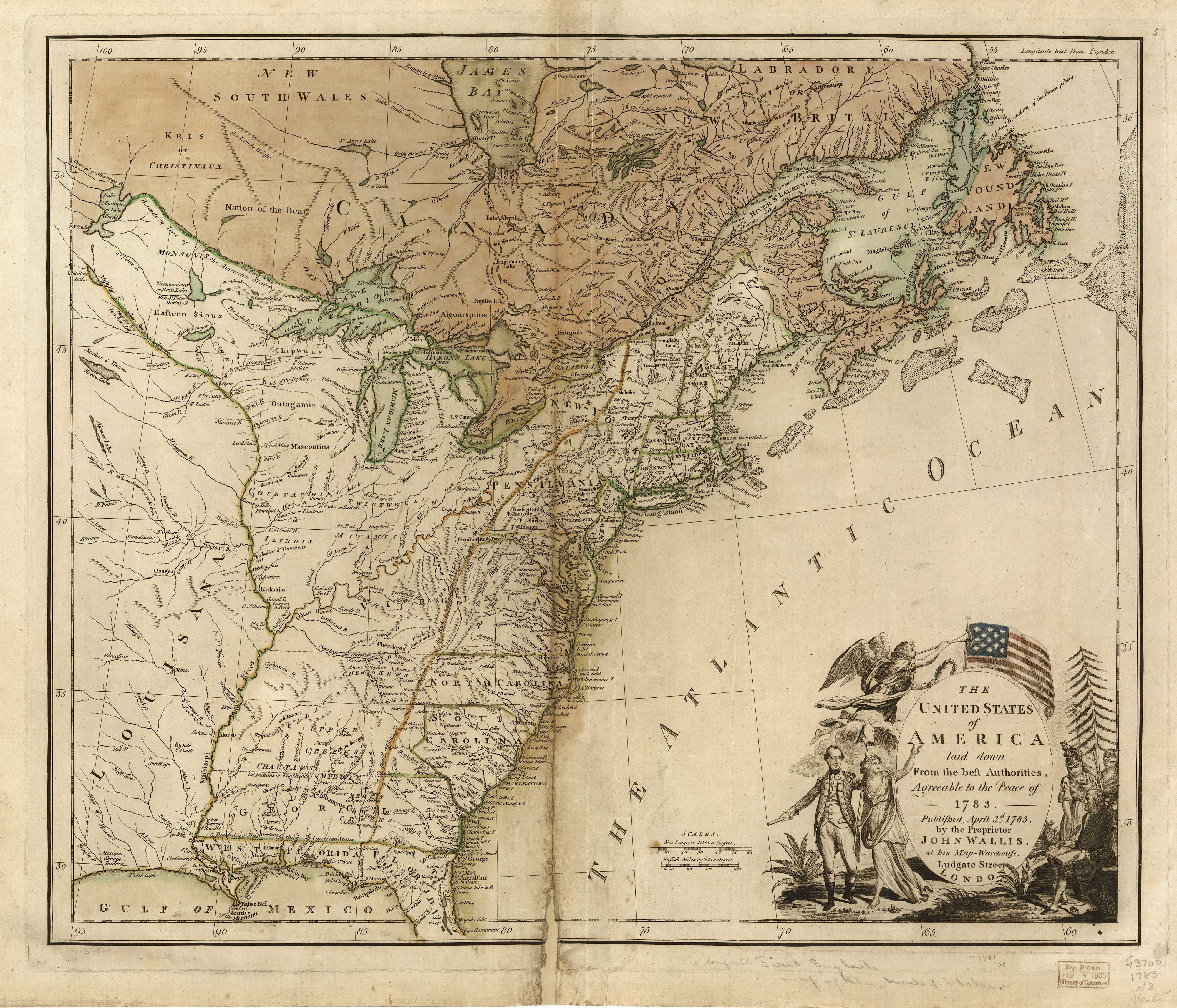 1780 To 1784 Pennsylvania Maps 2nd Judicial Circuit Historical Society
