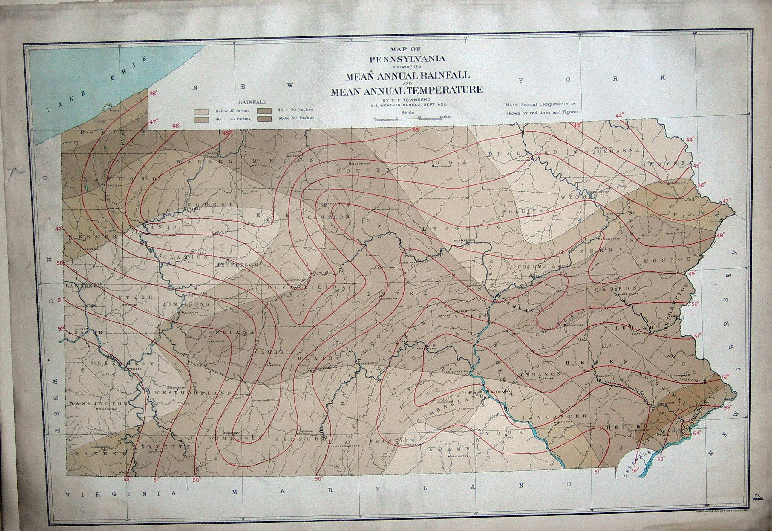 The 1900 Atlas of Pennsylvania