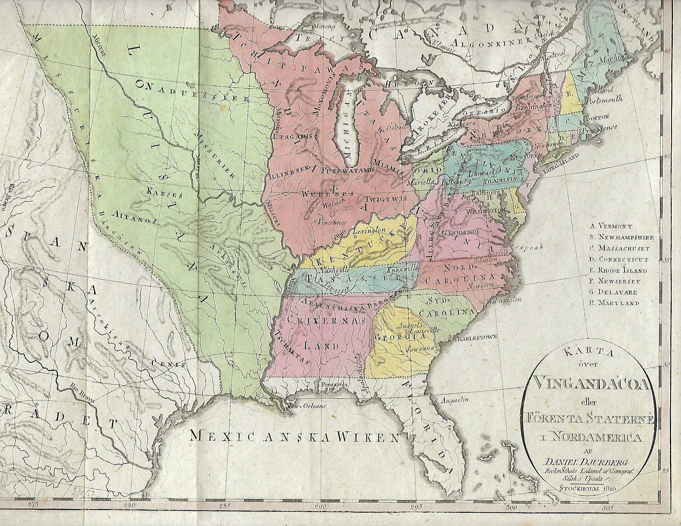 1810 S Pennsylvania Maps