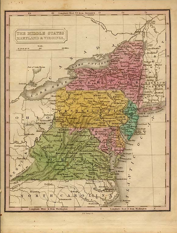 1830'S Pennsylvania Maps on map of virginia in 1825, map of virginia historical sites, map of virginia ohio, map of virginia in 1850, map of virginia in 1860, map of virginia in 1822, map of virginia va,