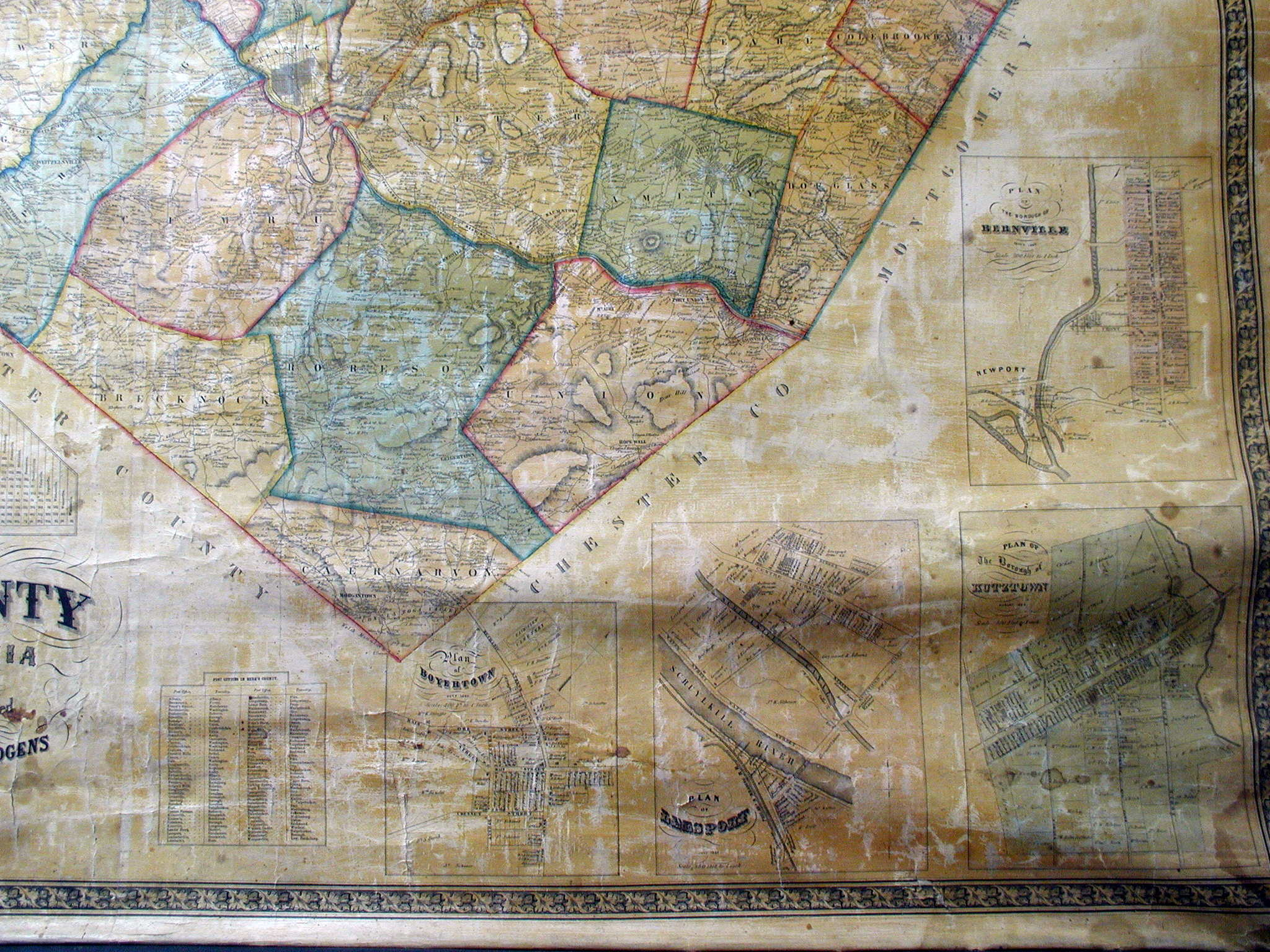 An Overview Of Pennsylvania Mapping Circa To - Map of penna