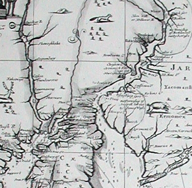 Placing Pennsylvania On The Map The First Steps