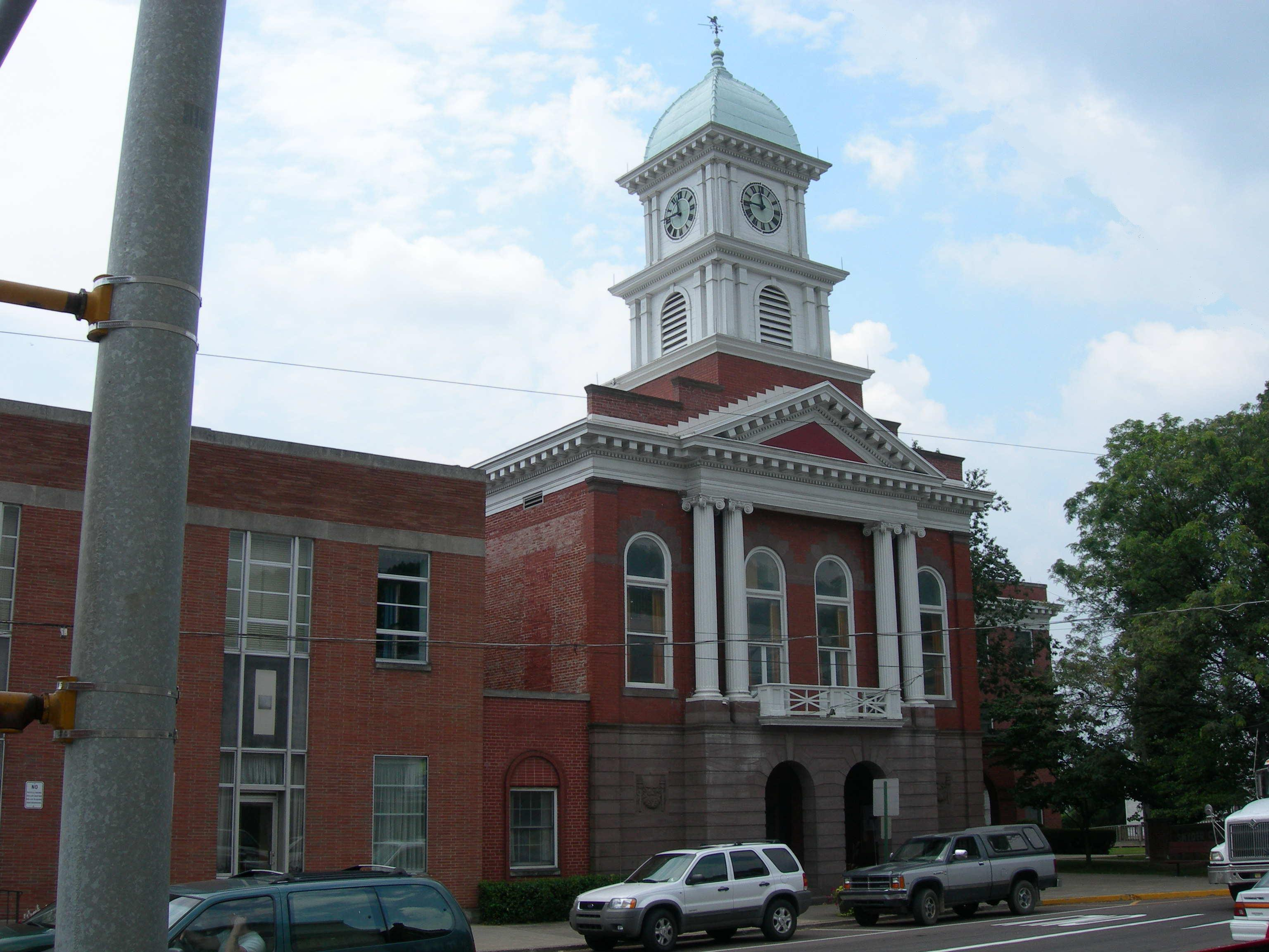 County Seats & Courthouses Schuykill - York on old maps of columbia county, old schools in st. croix county wi, old texas state map,